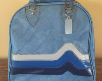 Vintage Don Carter bowling bag is straight from the 80's.