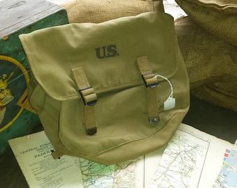 WW2 Musette Bag