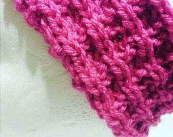Waffle Texture Headband for Women and Girls