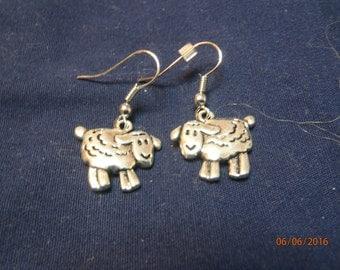 Sheep  Earrings Item #ER5