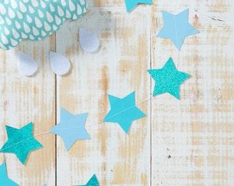 Garland paper star