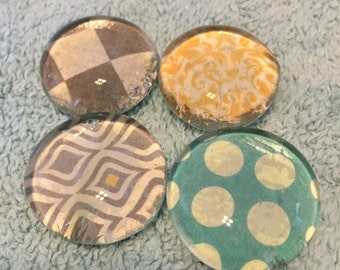 Set of Four Magnets