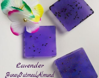 Lavender Soap with REAL Lavender!