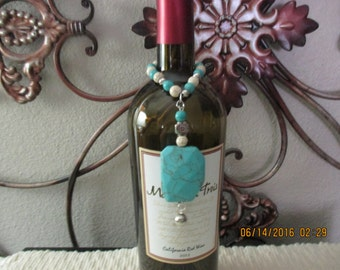 Wine Bottle or Decanter Bling