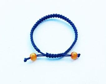 Red/Blue/Green/Purple Bracelet Handmade Wristband