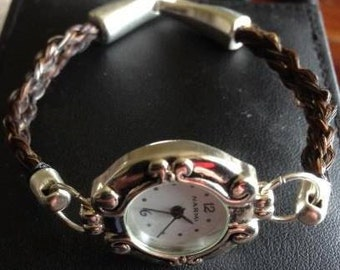 Horsehair Memorial Watch