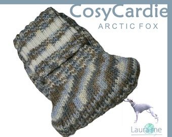Whippet winter warmth from Cosycardie