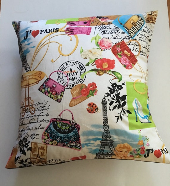 Fabricland Decorative Pillows : Decorative pillow Accent Pillow Modern Trendy by RaveStitches