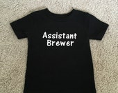 Assistant Brewer T-Shirt - 2T