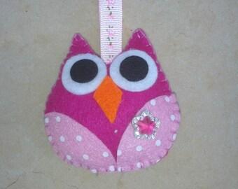 An OWL key ring