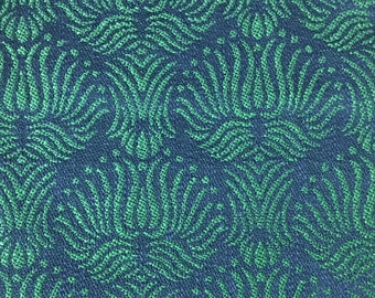 Upholstery Fabric - Bayswater - Emerald - Jacquard Fabric Woven Texture Designer Upholstery Fabric by the Yard - Available in 10 Colors