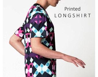 All Over Print long shirt