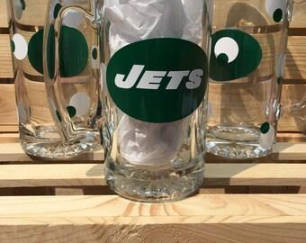 New York Jets Beer Mug