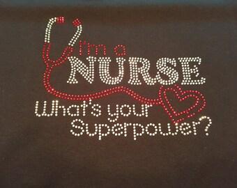 NURSE...what's your SUPERPOWER