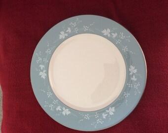 "Royal Doulton Reflection Salad Plate 9"""