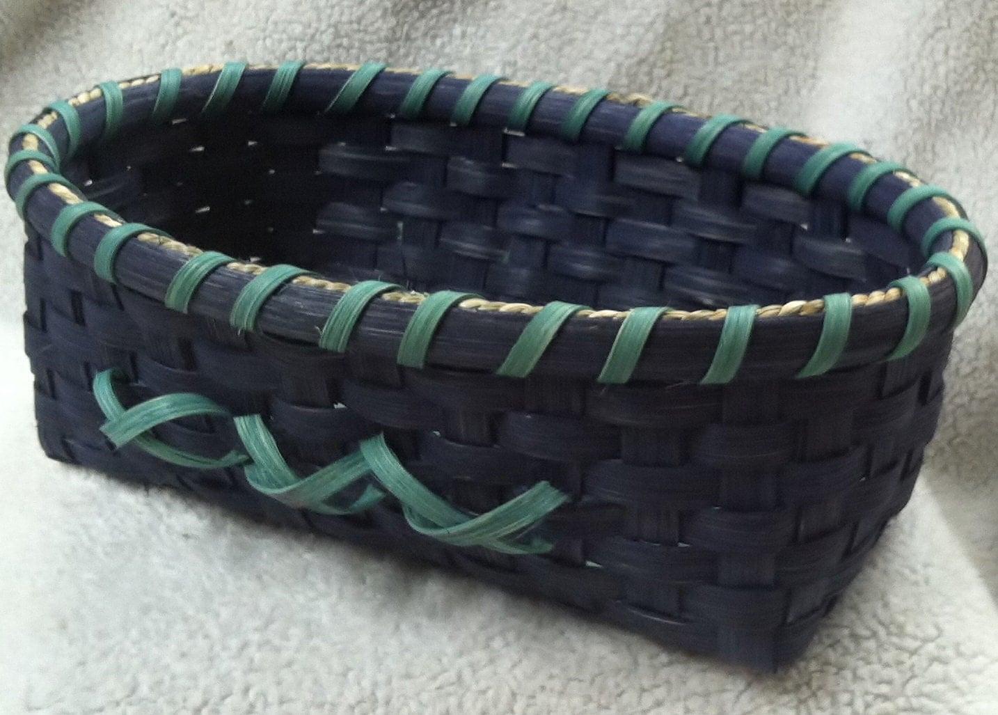 Basket Weaving Kits : Elegant bread basket weaving kit