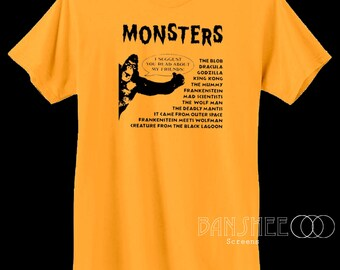 Crestwood  Monsters Tee