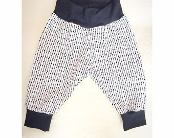 Cuff Pants - Modern/Urban Baby, Toddler and Child Cotton Pants