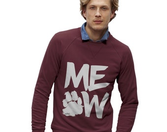 Men's Meow Sweatshirt