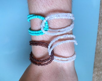 Twist Seed Beads *see color options listing for all available colors*