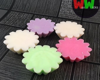 Soy Wax Melts, Scented Wax Melts, Soy Wax Tarts, Scented Wax Tarts - Pack of 5