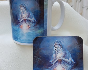Deliverance Mug & Coaster Set