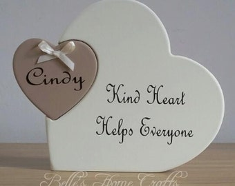 Personalised Heart within a Heart