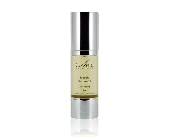 Marula Serum Oil with Pure Organic Marula Oil, Organic. 30ml *OFFER* 40% off all skincare.