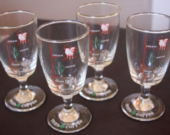 Bar Ware, Novelty Glasses, Irish Cream