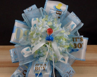 Its a Boy! – Mother to be Corsage
