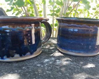 stoneware soup mugs