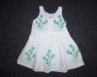 Kids cotton dresses