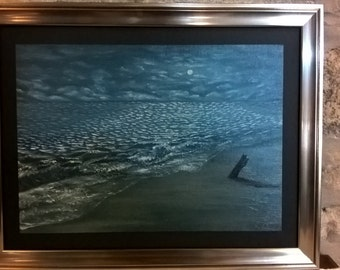 Various Oil Painting Seascapes Signed