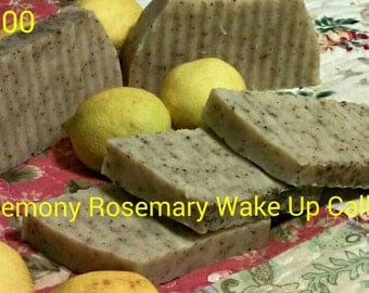 Lemony Rosemary Panache