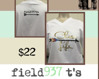 Chase Life Vintage T
