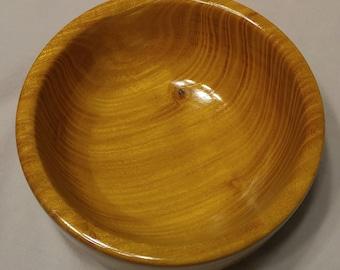 Handmade Osage Orange Bowl