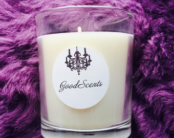 Baby Powder                                            200ml Handpoured Handscented Handmade Eco-Friendly Soy Candle.