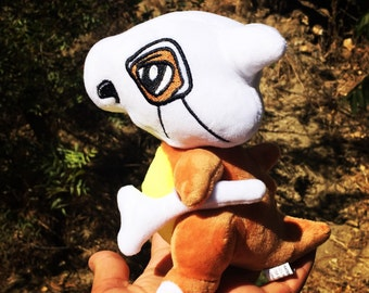 Cubone Pokemon Plush