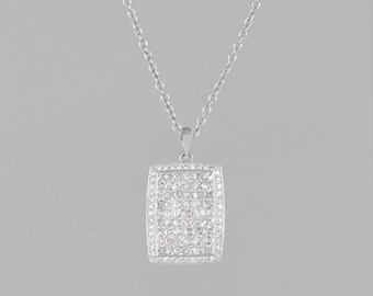 necklace of diamond 1.50 CT