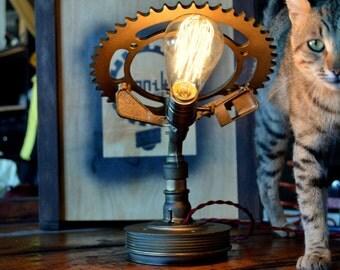 Liberty custom made lamp