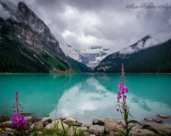 Lake Louise Fine Art Photography Print