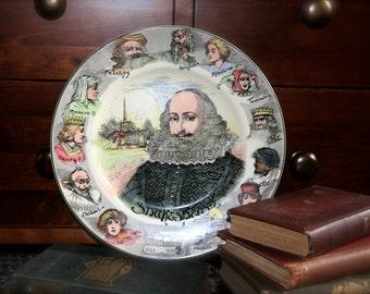 Royal Doulton Shakespeare Plate