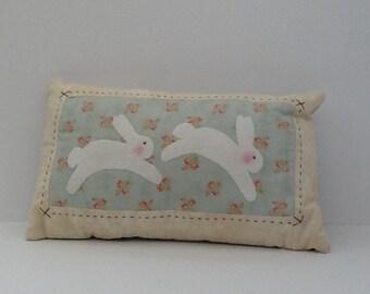 Bunny Hop Cushion