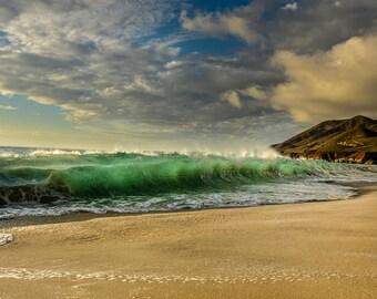 Sky Meets Shore by Bart Keagy Photography