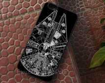star wars ship map iPhone 6s Plus 5s 5C SE 4s case, Samsung S3 S4 S5 Mini S6 S7 Edge case, iPod case, HTC, Xperia, Nexus, LG case