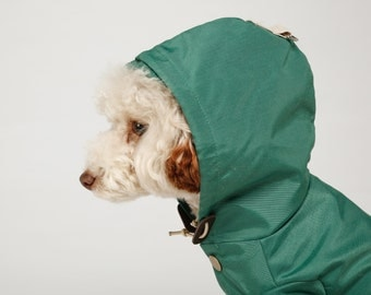 WindBreaker Pet Jacket (Green)