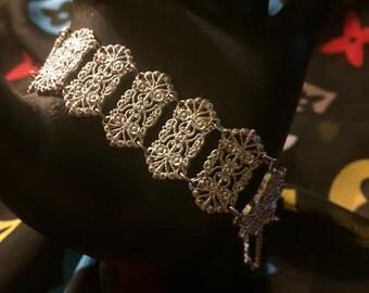 Lauren Conrad Silver Bracelet
