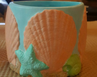 Sea shell bowl