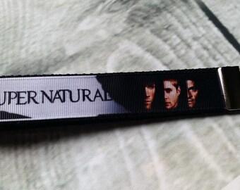 Supernatural Wristlet Key Fob