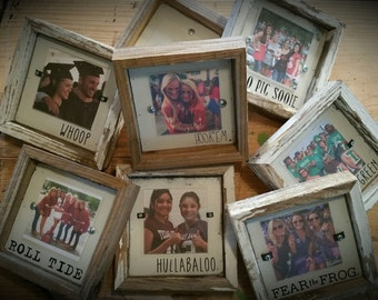 College Picture Frames